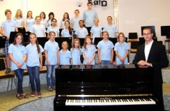 Kinderchor 2015 in